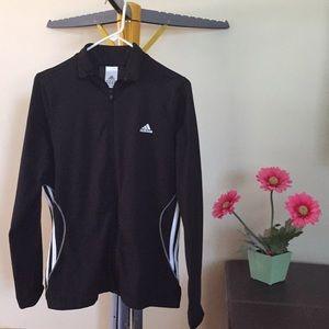 NEW LISTING!!  Adidas Light Weight Zipper Jacket